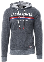 Jack & Jones Toatl Eclispe Tuco Pull Over Hoodie