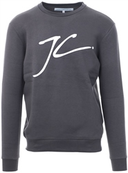 Jameson Carter Carbon Grey Carbon Large Jumper