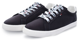 Tommy Jeans Midnight Casual Lace Up Sneaker