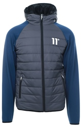 11degrees Insigna/Asphalt Neoprene Jacket