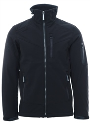 Superdry Black Paralex Windtrekker Jacket