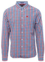 Superdry Optic Oxford Checked Button Down Shirt