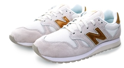 New Balance White 520 Lace Up Trainer