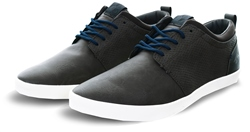 Lloyd & Pryce Cedar Grey Lace Up Shoe