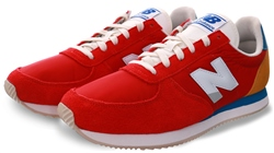 New Balance Red 220 Lace Up Trainer