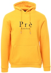 Pre London Yellow Signature Pullover Hoodie
