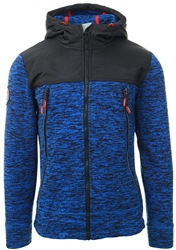Superdry Cobalt Mountain Tech Ziphood