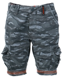 Superdry Tiger Ice Camo Core Cargo Lite Shorts