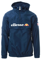 Ellesse Navy Mont 2 1/4 Zip Up Jacket
