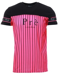 Pre London Neon Pink/Black Eclispe T-Shirt