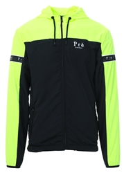 Pre London Neon Yellow/Black Eclispe Jacket