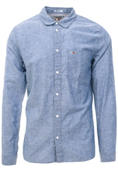Hilfiger Denim Blackiris Cotton Linen Blend Shirt