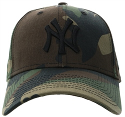 New Era Camo Ny Yankees Camo Essential 9forty