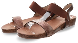Dv8 Brown Platform Sandals