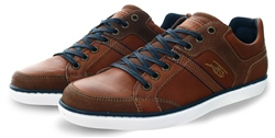 Lloyd & Pryce Camel Eagles Lace Up Shoe