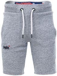 Superdry Grey Orange Label Lite Shorts