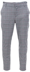 Pre London Black/White/Red Checked Trouser