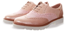 Zanni Rose Gold Tampa Bay Brogue