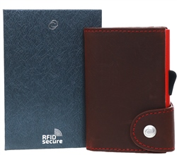 C Secure Auburn Single Wallet