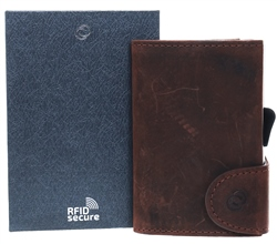 C Secure Buffalo Single Wallet