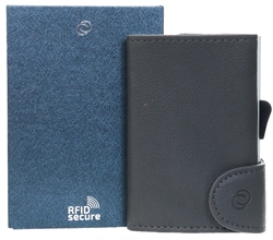 C Secure Grey Single Wallet