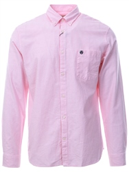 Selected Pink Stripe Button Down Shirt