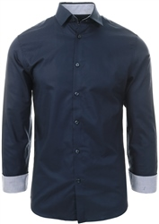 Selected Navy Blazer New Mark Shirt