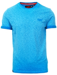 Superdry Turquoise Low Roller T-Shirt