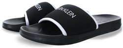 Calvin Klein Black Sliders - Core Lifestyle