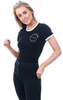 80a94ea399925a Superdry Black Bartlett Bodysuit