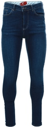 11degrees Indigo Essential Super Stretch Jean Skinny Fit