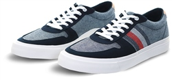 Hilfiger Denim Midnight Th Core Signature Detail Trainers