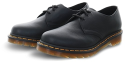 Dr Martens Black 1461 Virginia Shoe