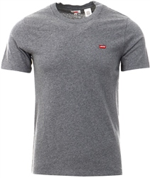 Levi's Charcoal Heather - Grey Original Tee