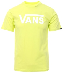 Vans Sunny Lime Classic Tee