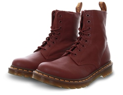 Dr Martens Cherry Red 1460 Pascal Virginia Boots