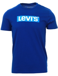 Levi's Sodalite Blue Graphic Tee
