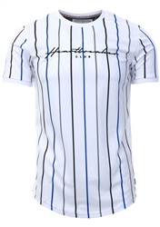 Heartbreaker Club White Guarde Stripe T-Shirt