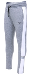 Pre London White/Grey Eclispe Jogger