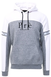 Pre London White /Grey Eclispe Hoodie
