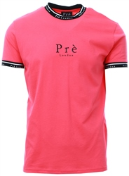 Pre London Pink Power Tape T-Shirt