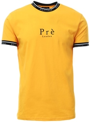 Pre London Yellow Power Tape T-Shirt
