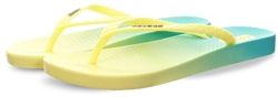 Coloko Yellow Fruit Scented Flip Flop