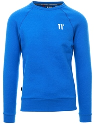 11degrees Cobalt Blue Core Sweatshirt