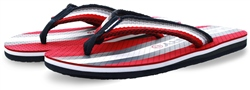 Superdry Deep Red Trophy Flip Flops