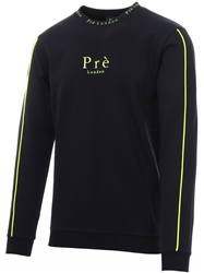 Pre London Black/Neon Yellow Nerve Sweat
