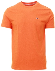 Hilfiger Denim Orange Soft Jersey Blend T-Shirt