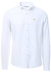 Ottomoda White Long Sleeve Shirt