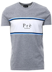 Pre London Grey College T-Shirt