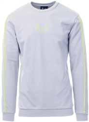 Pre London Grey Nerve Sweat With Neon Detailing